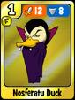 Nosferatu Duck
