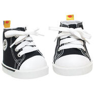 BABW Black High Tops