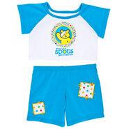 Blue Pudsey Pyjamas