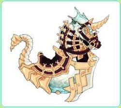 Seahorse(White)