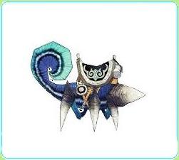 Scorpion(Blue)