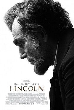 Lincoln 2012 Teaser Poster
