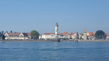 Hafen vom See