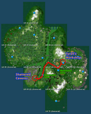 Map-quest3 to quest4