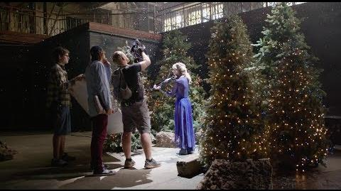Carol of the Bells - Behind the Scenes
