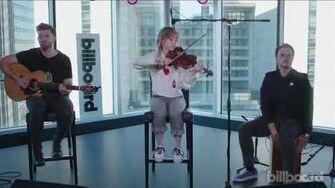 Lindsey Stirling - Underground Acoustic Version (Billboard)