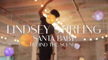 Santa Baby BTS