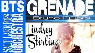 Grenade - Behind the Scenes