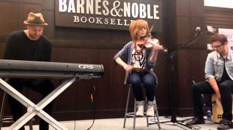 Shatter Me Acoustic - Barnes & Noble