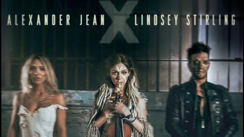 Stampede - Alexander Jean Ft. Lindsey Stirling - Behind The Scenes