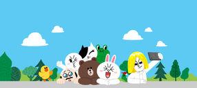 LINE Friends Main