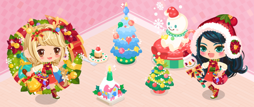 Pretty Xmas | LINE Play Wiki | FANDOM powered by Wikia