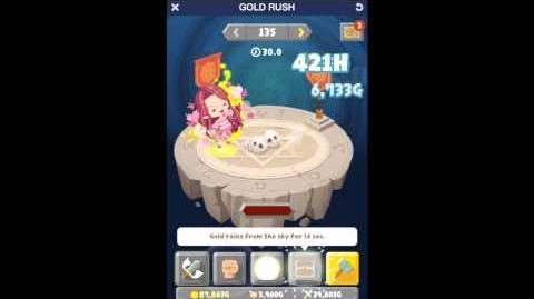Line Play- Gold Rush Gameplay