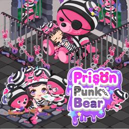 Jail Bear Gacha Banner