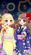 Cherry Yukata