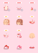 Spring cherry delight Gacha Items 1