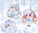 The Wolf Girl & The Ice Queen