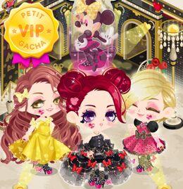 Minnie Fashion Show