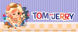 Tom & Jerry Gacha Banner