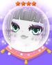 Queen cleopatra love smitten eye