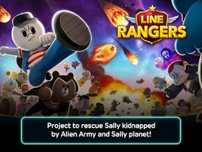 LINE Rangers Cover