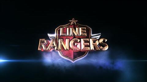 LINE RANGERS - Cinematic Part