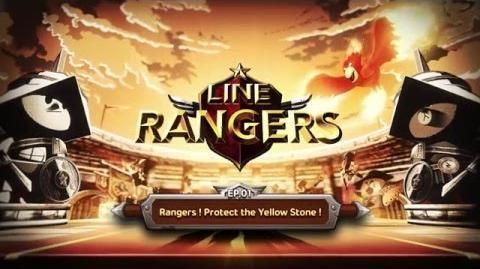 LINE Rangers - EP01