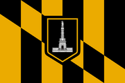 Flag of Baltimore City