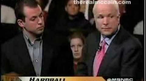 John McCain Flip Flops on Gay Marriage