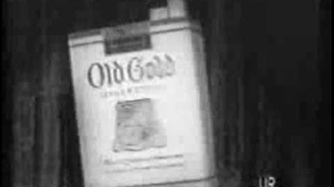 Old Gold Cigarettes Commercial (1952)
