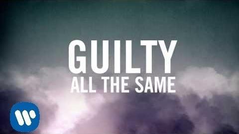 LINKIN PARK - GUILTY ALL THE SAME (feat. Rakim) -Lyric Video-