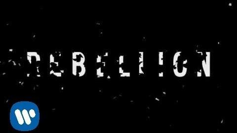 """Linkin Park - """"Rebellion"""" (feat. Daron Malakian) Official Lyric Video"""