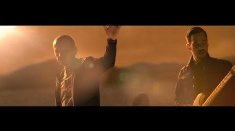 Linkin Park and making the CASTLE OF GLASS video