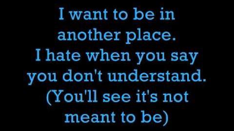 Linkin Park - Place for My Head (Lyrics)