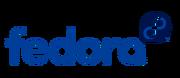 RH-Fedora logo-nonfree