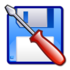 Nuvola apps kfloppy