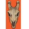 Skull giraffe