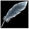 Feather shoebill