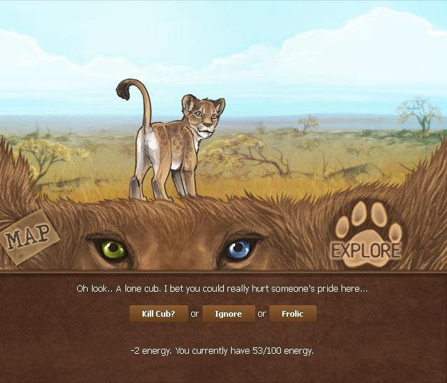 Lioncubkarma
