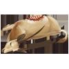 Carcass oryx