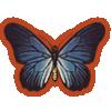 Deertushgiantblueswallowtail
