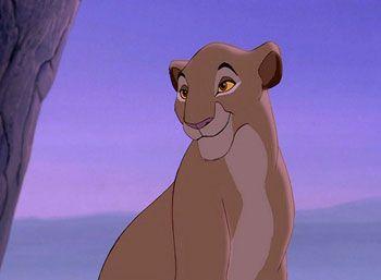 картинки король лев сараби