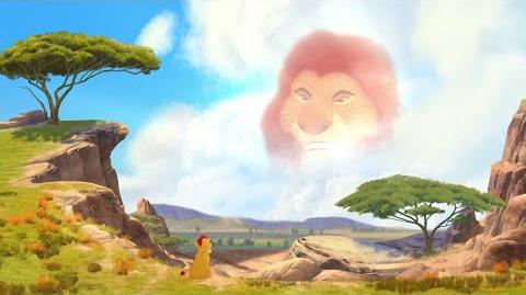 Mufasa's Advice - The Rise of Makuu