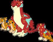 Elena and her Children