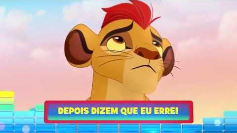 Kion's Lament (European Portuguese)