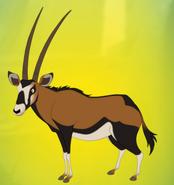 Oryx-p