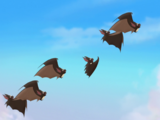 Mekundu Bats