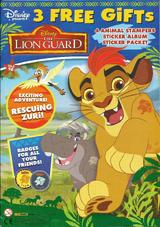 The Lion Guard Magazine