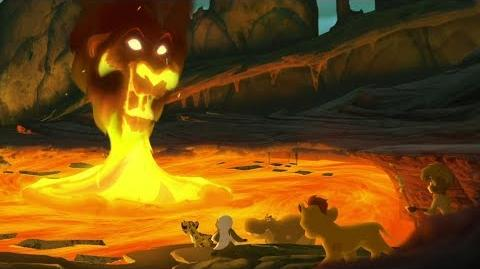 The Lion Guard Meet Scar!