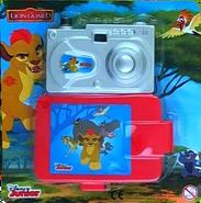 Camera-set